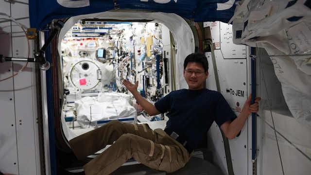 在太空中能长高?