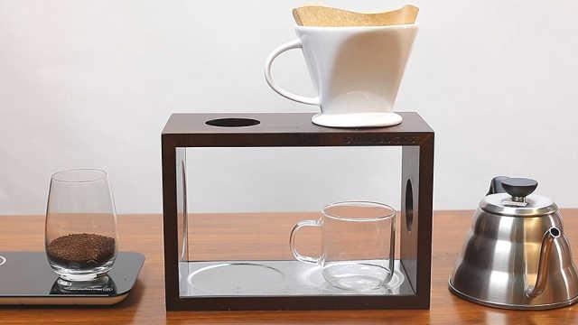 来亲自冲一杯手冲咖啡吧!