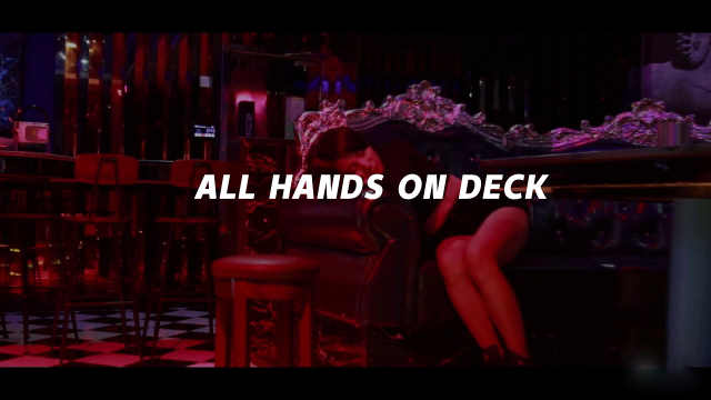 《ALL HANDS ON DECK》感性编舞