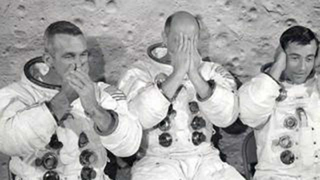 宇航员太空长高9厘米,然而真相是