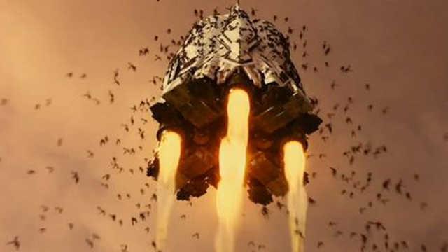 把蟑螂扔到火星上,会发生什么事?