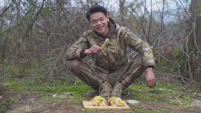 白切鸡,广东年夜饭上必有的一道菜