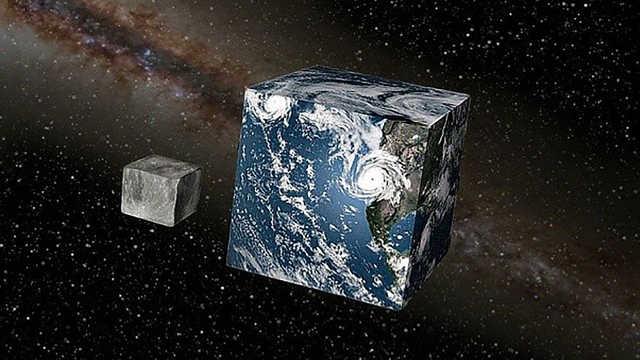 假如地球变成方形,会有哪些现象?