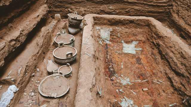 """春秋古墓群:考古""""不能说的秘密"""""""