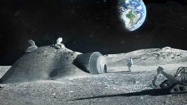 月球背面真的有外星人吗?