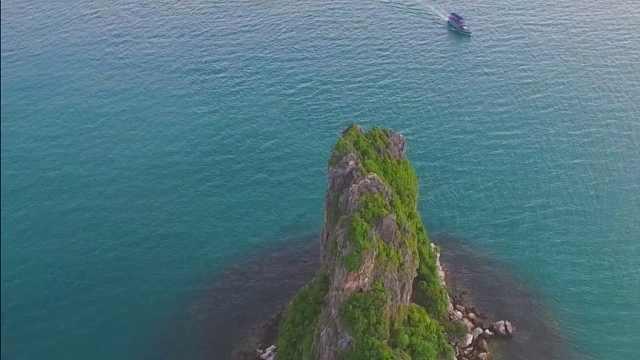 苏梅岛的海岛风景