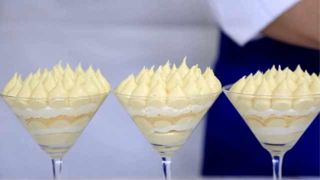 豆乳杯:卡仕达酱是万能酱