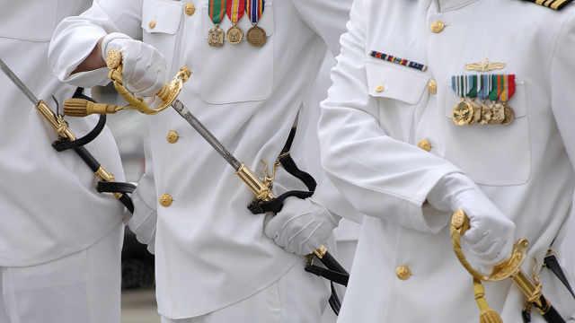 中国刀剑,剑指深蓝