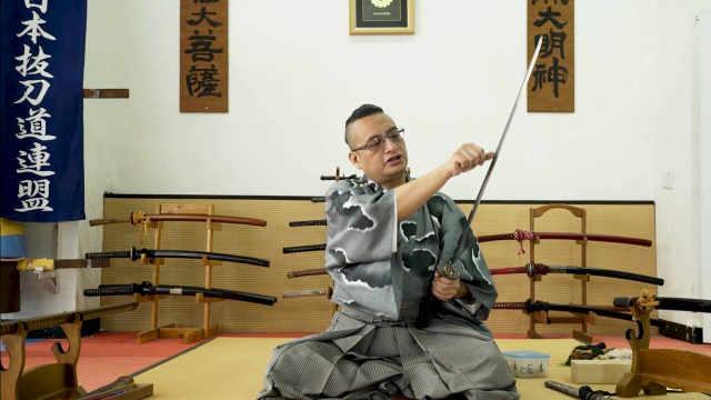 为什么日本天皇的刀只能画7条龙?