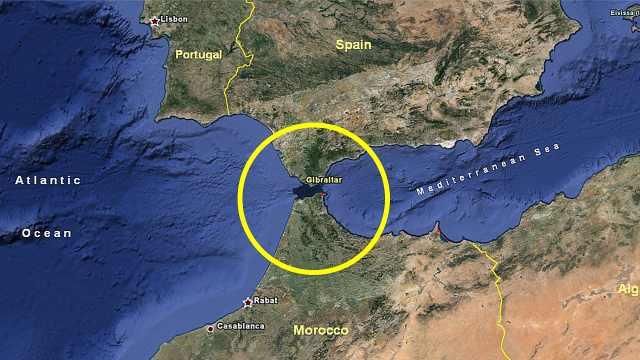 英国与西班牙争了300年的弹丸之地