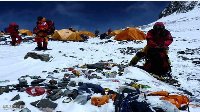 珠峰的垃圾最后都怎么处理?