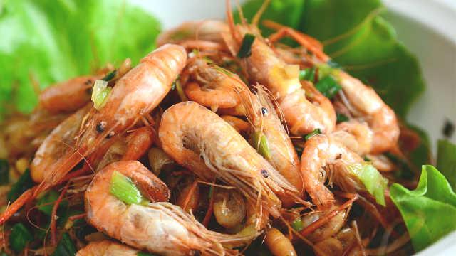 河虾味道鲜美,这样做鲜美度会倍增