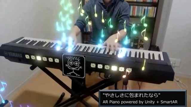 太美了!宫崎骏电影旋律变彩色光芒