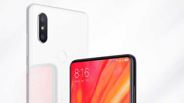小米手机MIX2S今日发布