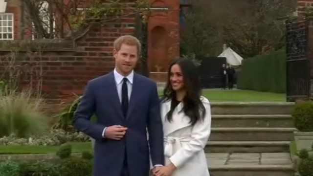 身价2.7亿的哈里王子将于五月完婚