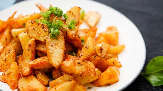 土豆的第一百零一种做法