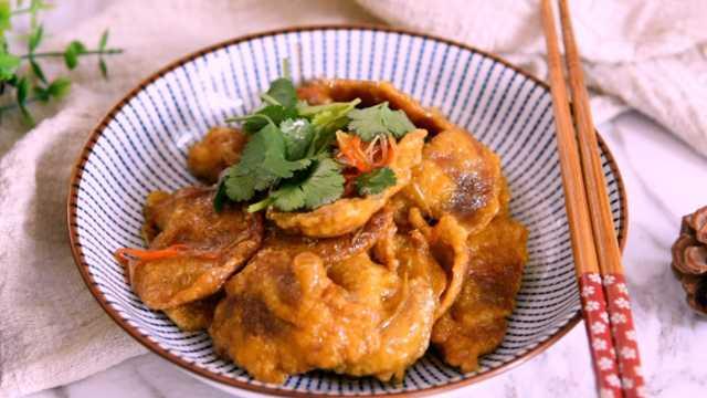 锅包肉是百吃不厌的东北情怀!