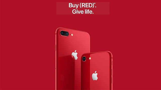 红色版iPhone 8来了