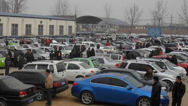 为什么上海的二手车卖这么便宜?