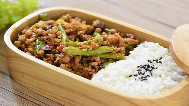干煸豆角,一道美味的家常菜