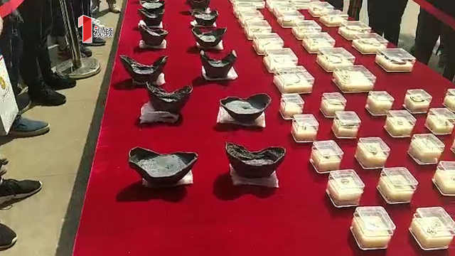 四川江口沉银遗址超3万件文物出水