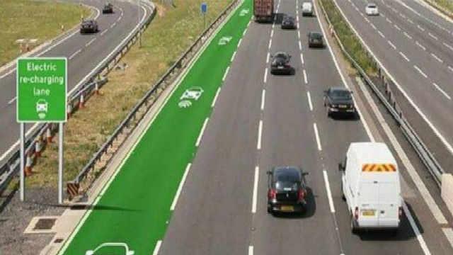 瑞典首开充电公路,漏电怎么办?