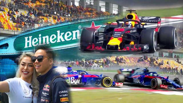 值得回味的2018赛季  F1中国站
