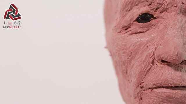 他研究尸体,立志做最棒的特效化妆
