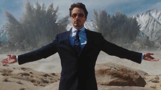 钢铁侠十年,一路走来他背负太多