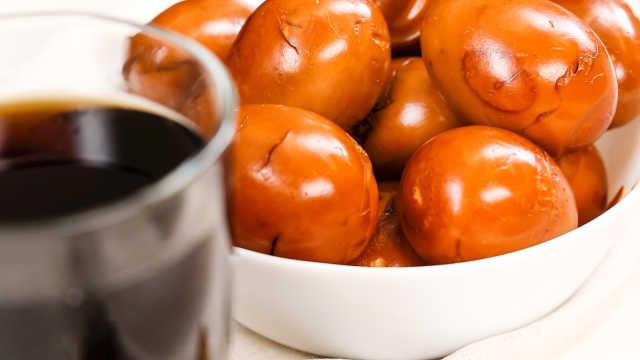 用可乐做卤蛋,比茶叶蛋好吃一百倍