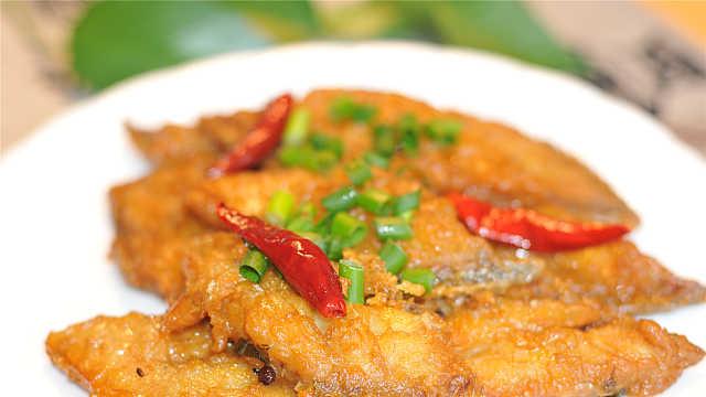 红烧带鱼小妙招,比大厨做的都好吃