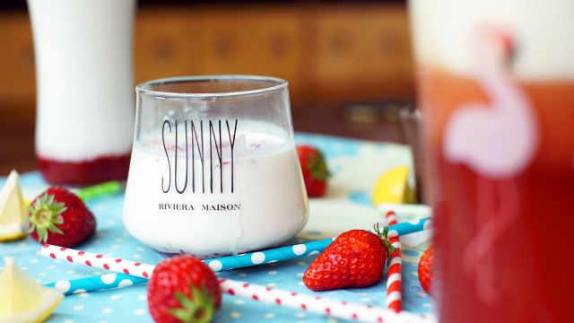 芳菲少女心草莓,N种吃法清甜初夏