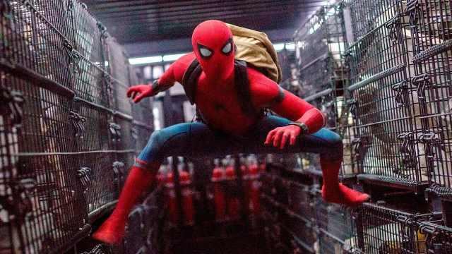 《复联3》观影前功课十六:蜘蛛侠