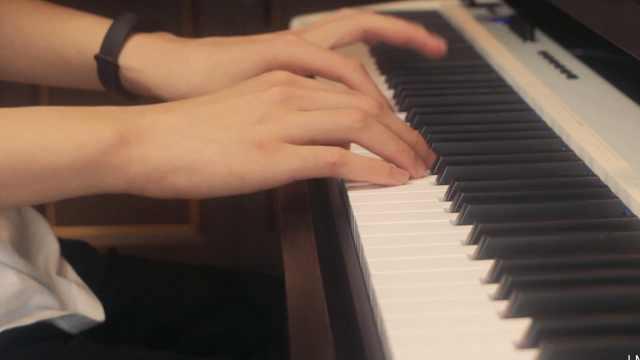 《后来》钢琴唯美演奏