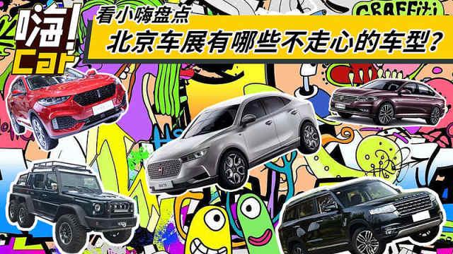 北京车展有哪些不走心的车型?