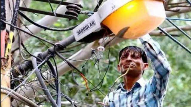 印度终于全国通电!印度人们沸腾了