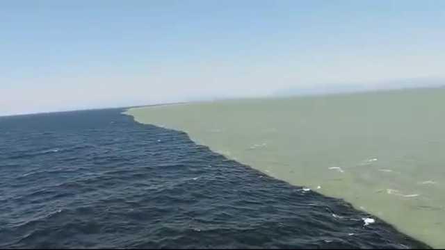 为什么大西洋和太平洋没办法融合?