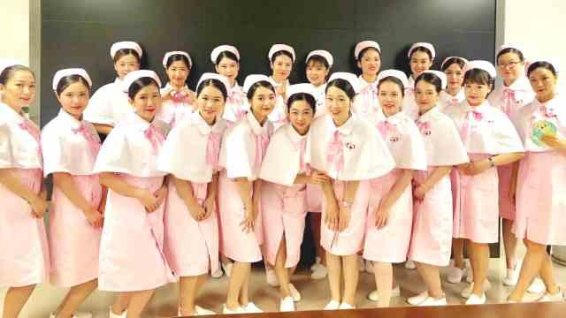 健康龙岗:护士节快闪活动