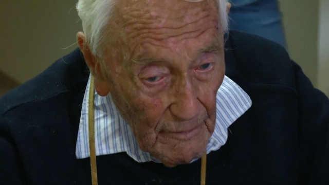 澳洲104岁科学家远赴瑞士安乐死