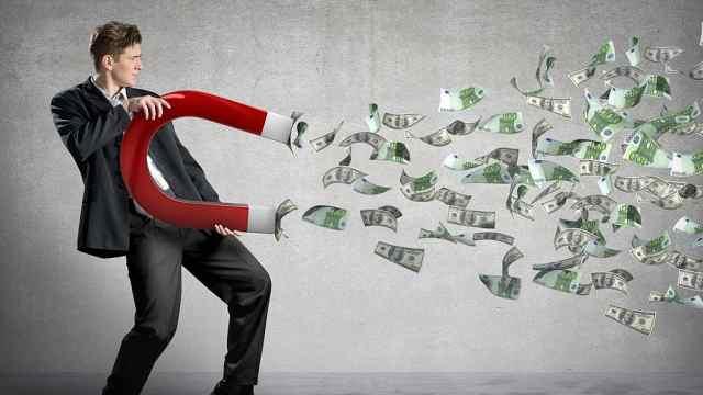 比较在获得财富时的两种思维方式