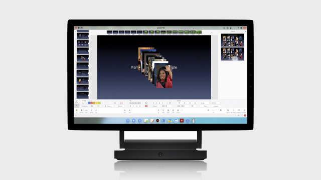锤子TNT工作站视频惊现苹果系统