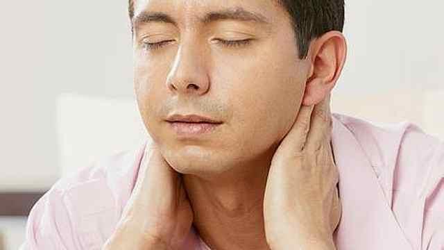 肩颈酸痛,简单小动作迅速缓解!