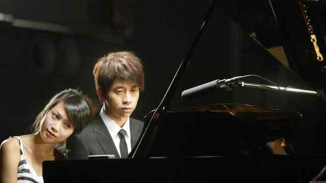钢琴教学:经典歌曲《童话》教学1