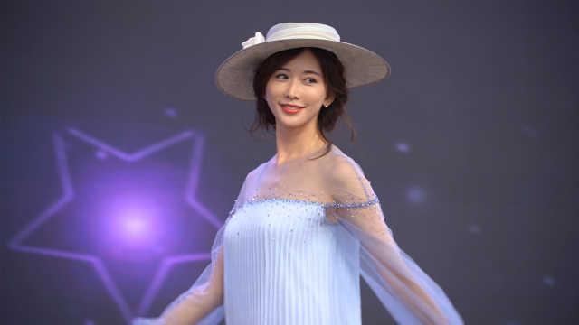 林志玲:对婚姻有期待和憧憬!