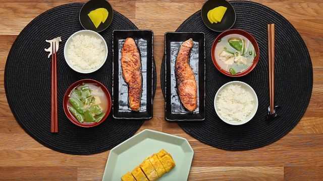 福利!美食达人教你做传统日本料理