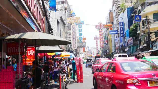 真实的曼谷唐人街是怎样的?