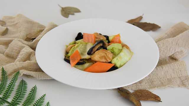 家常炒素菜,餐桌上最走俏的一道菜