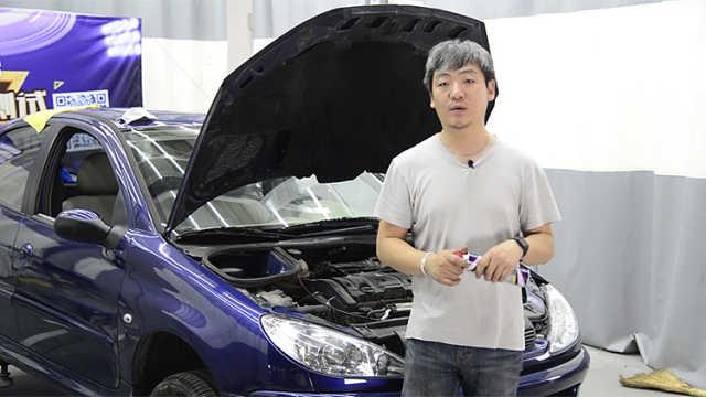 汽车不能只换机油要给发动机做清洁