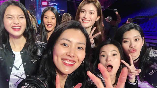 维密为什么没有日韩超模?