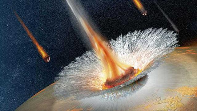 陨石撞地球能有多大威力?
